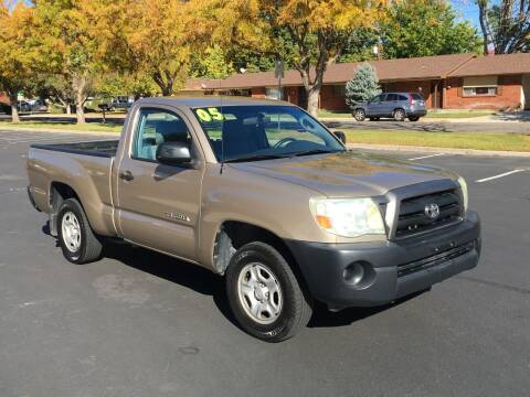 2005 Toyota Tacoma for sale at Best Buy Auto in Boise ID