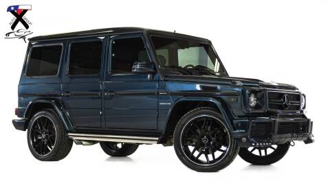 2005 Mercedes-Benz G-Class for sale at TX Auto Group in Houston TX