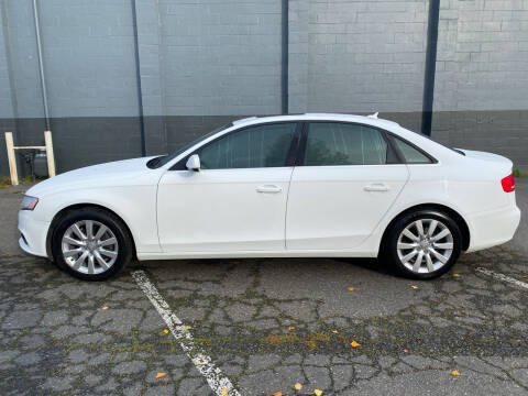 2011 Audi A4 for sale at APX Auto Brokers in Lynnwood WA