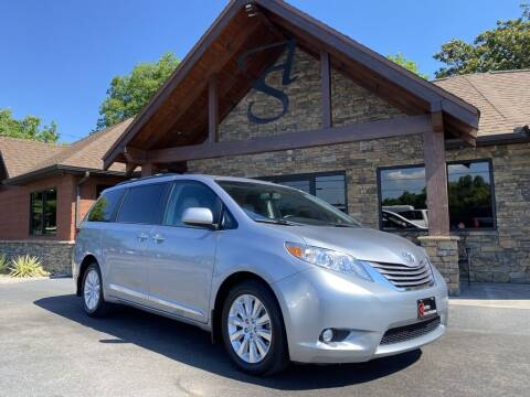 2015 Toyota Sienna for sale at Auto Solutions in Maryville TN