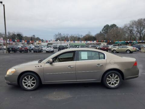 2006 Buick Lucerne for sale at A-1 Auto Sales in Anderson SC