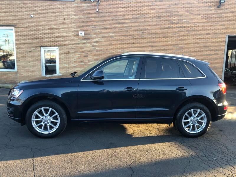 2012 Audi Q5 for sale at Auto Sport INC in Grand Rapids MI