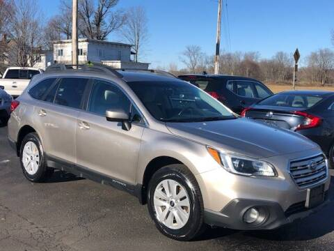 2015 Subaru Outback for sale at BATTENKILL MOTORS in Greenwich NY