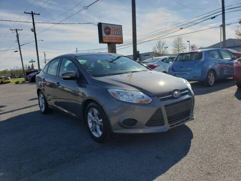 2013 Ford Focus for sale at Cars 4 Grab in Winchester VA