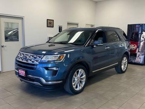 2019 Ford Explorer for sale at DAN PORTER MOTORS in Dickinson ND