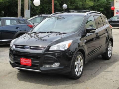 2014 Ford Escape for sale at Bill Leggett Automotive, Inc. in Columbus OH
