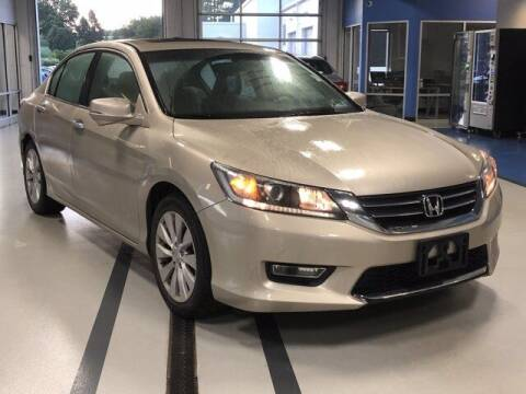 2013 Honda Accord for sale at Simply Better Auto in Troy NY