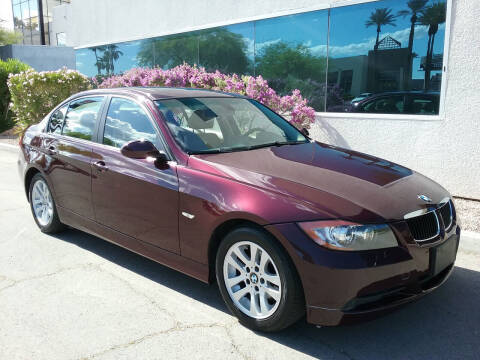 2007 BMW 3 Series for sale at Nevada Credit Save in Las Vegas NV