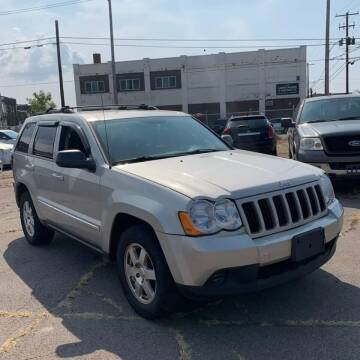 2010 Jeep Grand Cherokee for sale at JOANKA AUTO SALES in Newark NJ