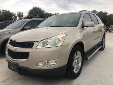 2011 Chevrolet Traverse for sale at Wolff Auto Sales in Clarksville TN