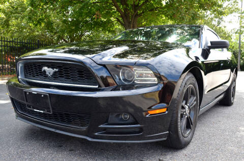 2013 Ford Mustang for sale at Wheel Deal Auto Sales LLC in Norfolk VA