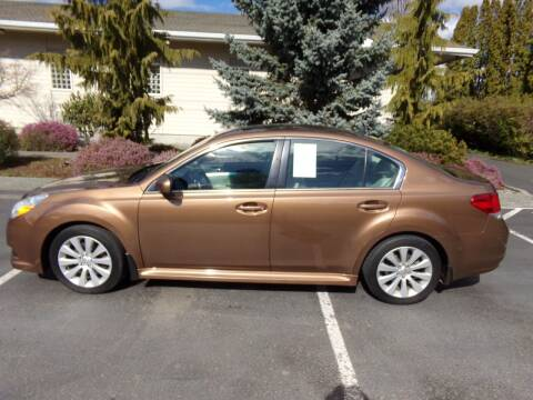 2011 Subaru Legacy for sale at Signature Auto Sales in Bremerton WA
