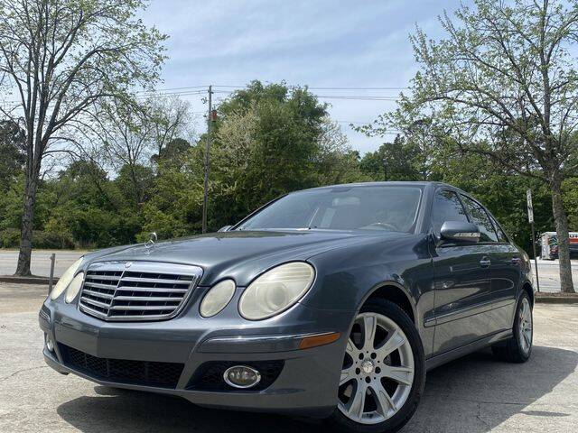 2009 Mercedes-Benz E-Class for sale at Global Pre-Owned in Fayetteville GA