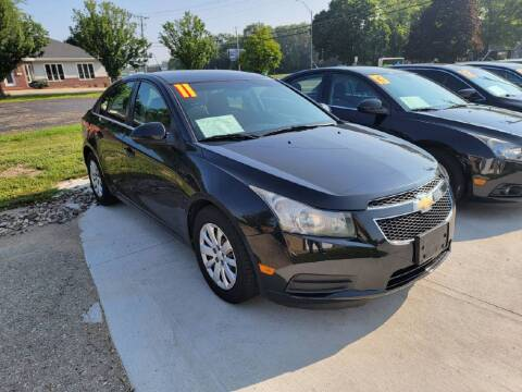 2011 Chevrolet Cruze for sale at Bowar & Son Auto LLC in Janesville WI