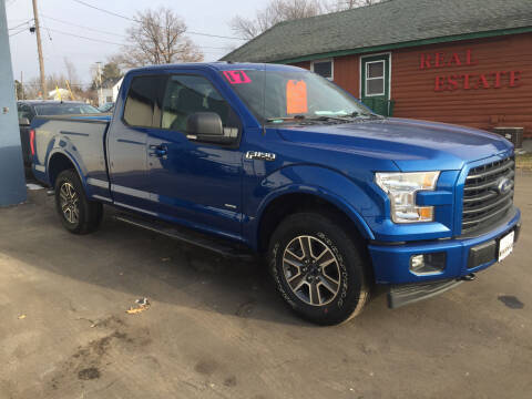 2017 Ford F-150 for sale at Flambeau Auto Expo in Ladysmith WI