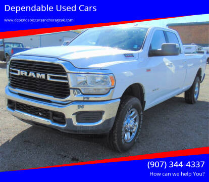 2019 RAM Ram Pickup 3500 for sale at Dependable Used Cars in Anchorage AK