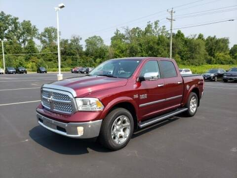 2017 RAM Ram Pickup 1500 for sale at White's Honda Toyota of Lima in Lima OH