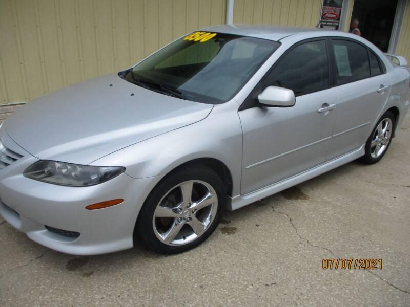 2004 Mazda MAZDA6 for sale at Lincoln Way Motors II in Cedar Rapids IA