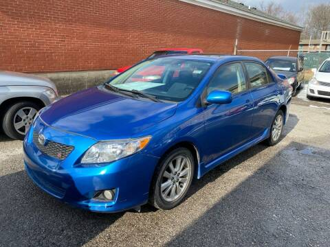 2010 Toyota Corolla for sale at 4th Street Auto in Louisville KY