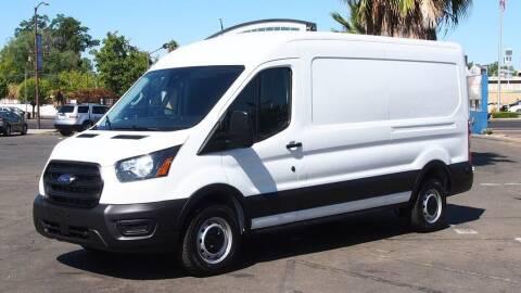 2019 Ford Transit Cargo for sale at Okaidi Auto Sales in Sacramento CA