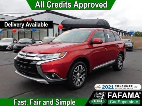 2017 Mitsubishi Outlander for sale at FAFAMA AUTO SALES Inc in Milford MA