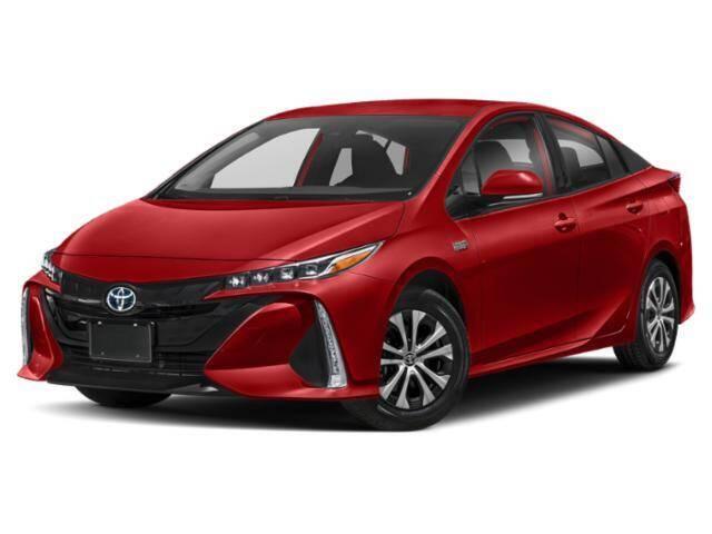 2021 Toyota Prius Prime for sale in Westbury, NY