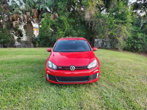 2010 Volkswagen GTI for sale at Florida Motocars in Tampa FL