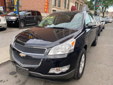 2010 Chevrolet Traverse for sale at ARXONDAS MOTORS in Yonkers NY