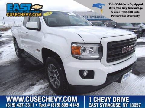 2018 GMC Canyon for sale at East Syracuse Performance Sales & Service in Syracuse NY