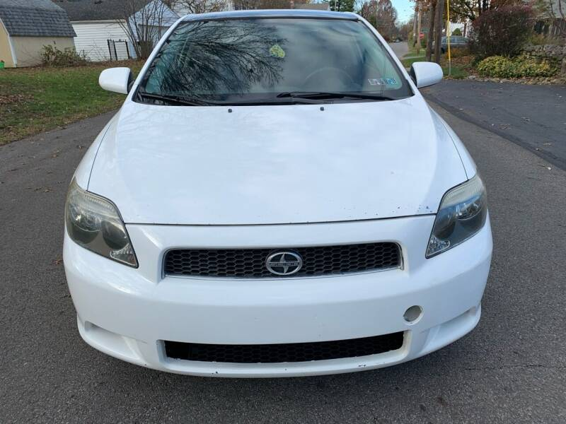 2005 Scion tC for sale at Via Roma Auto Sales in Columbus OH