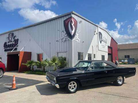 1967 Dodge Cornette for sale at Barrett Auto Gallery in San Juan TX