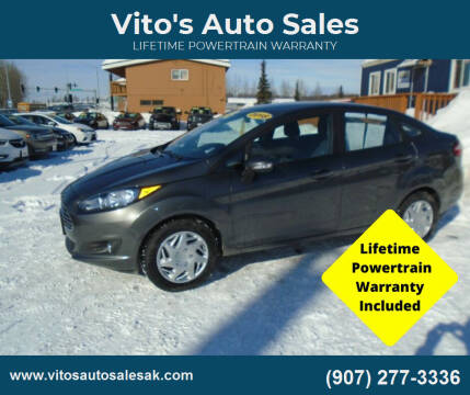2018 Ford Fiesta for sale at Vito's Auto Sales in Anchorage AK