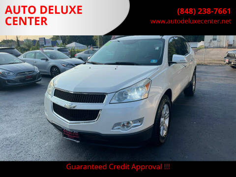 2011 Chevrolet Traverse for sale at AUTO DELUXE CENTER in Toms River NJ