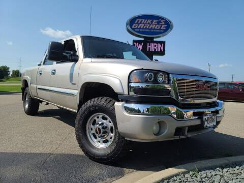 2006 GMC Sierra 2500HD for sale at Monkey Motors in Faribault MN