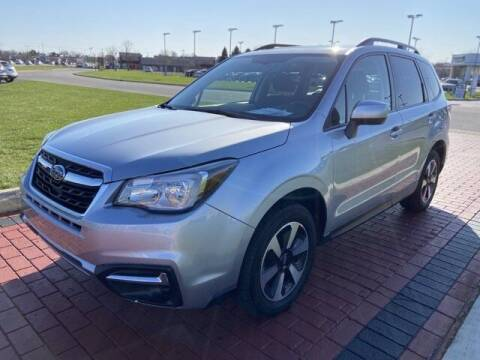 2018 Subaru Forester for sale at BMW of Schererville in Shererville IN