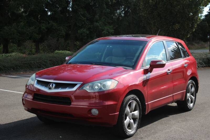 2007 Acura RDX for sale at Top Gear Motors in Lynnwood WA