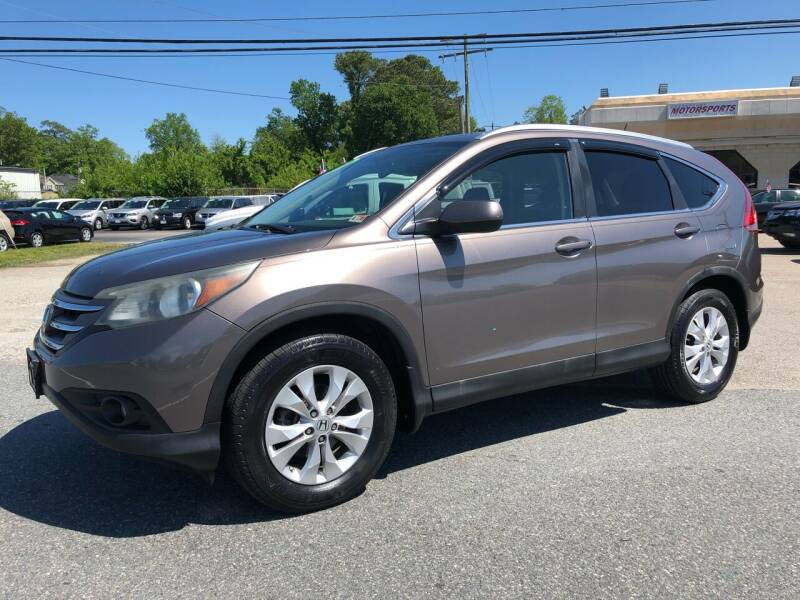 2013 Honda CR-V for sale at Mega Autosports in Chesapeake VA