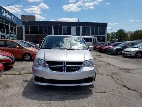 2012 Dodge Grand Caravan for sale at Royal Motors - 33 S. Byrne Rd Lot in Toledo OH