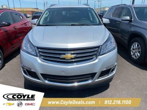 2015 Chevrolet Traverse for sale at COYLE GM - COYLE NISSAN - New Inventory in Clarksville IN