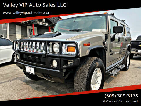 2003 HUMMER H2 for sale at Valley VIP Auto Sales LLC in Spokane Valley WA