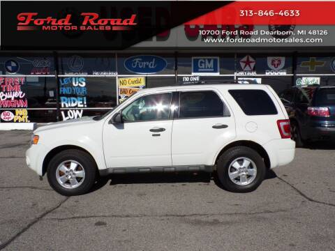 2012 Ford Escape for sale at Ford Road Motor Sales in Dearborn MI