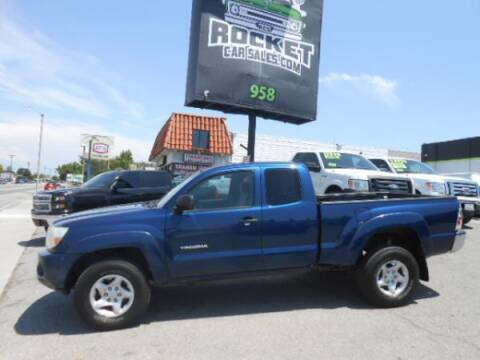 2005 Toyota Tacoma for sale at Rocket Car sales in Covina CA