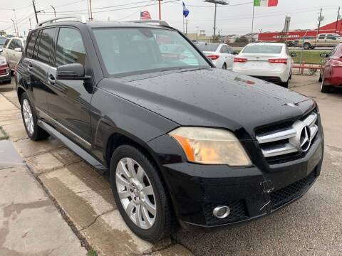 2010 Mercedes-Benz GLK for sale at JAVY AUTO SALES in Houston TX