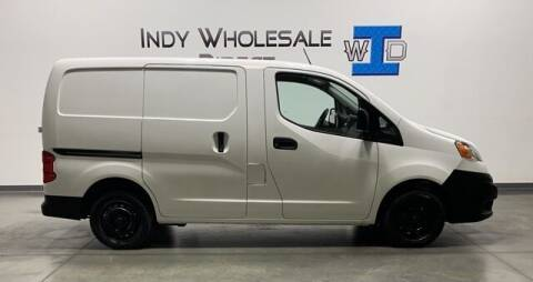 2017 Nissan NV200 for sale at Indy Wholesale Direct in Carmel IN