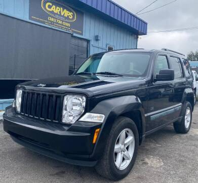 2009 Jeep Liberty for sale at CAR VIPS ORLANDO LLC in Orlando FL