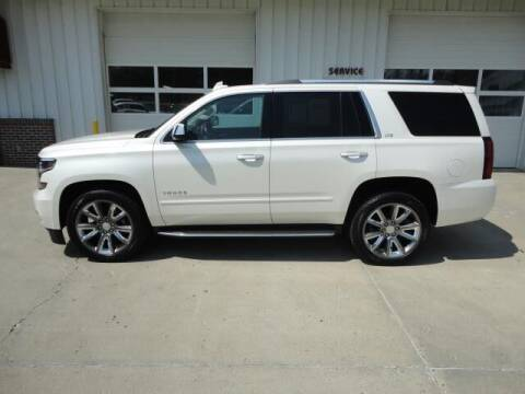 2015 Chevrolet Tahoe for sale at Quality Motors Inc in Vermillion SD