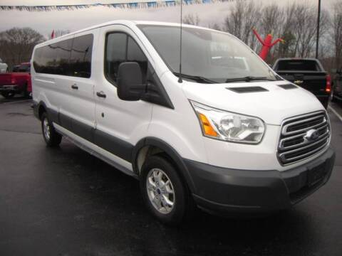2015 Ford Transit Passenger for sale at 1-2-3 AUTO SALES, LLC in Branchville NJ