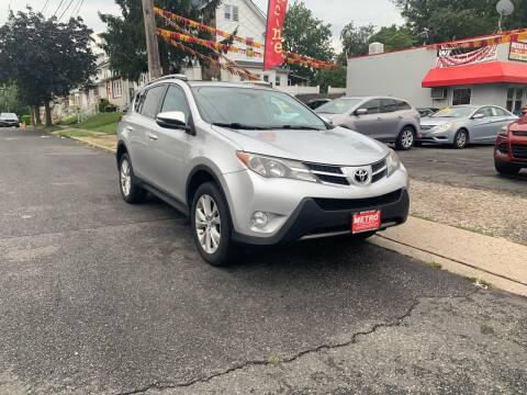 2014 Toyota RAV4 for sale at Metro Auto Exchange 2 in Linden NJ