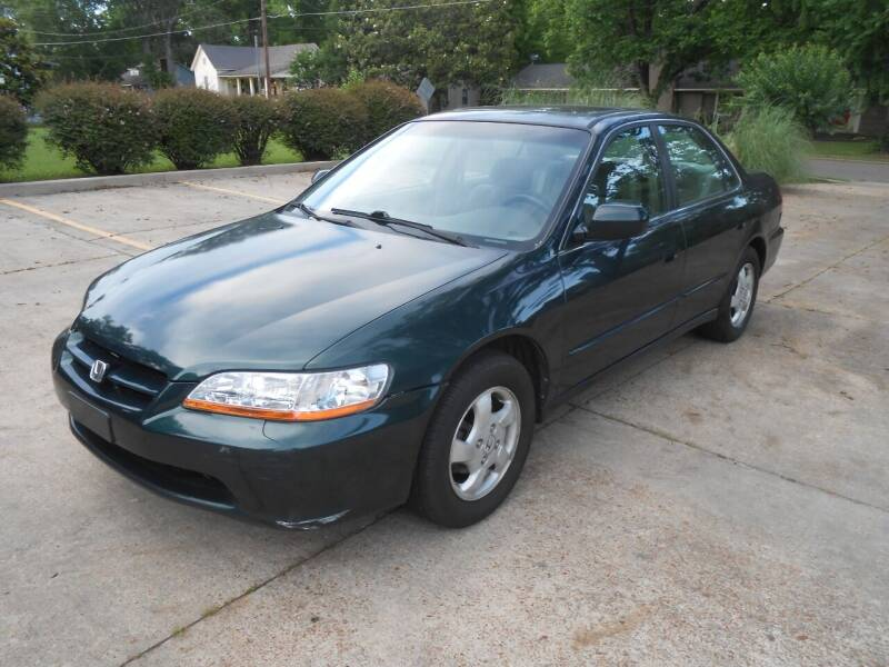 2000 Honda Accord for sale at Cooper's Wholesale Cars in West Point MS