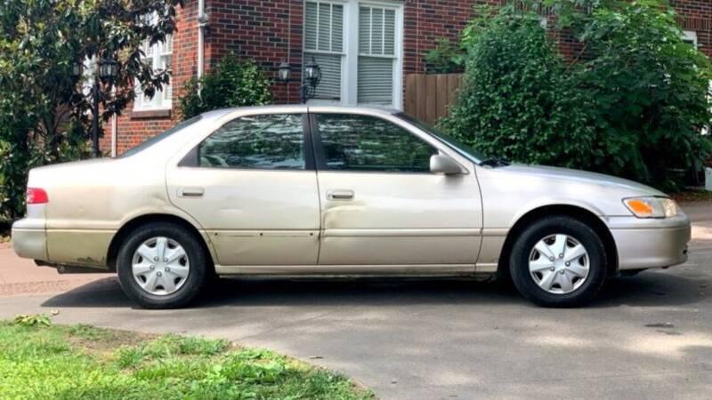 2000 Toyota Camry for sale at T-O-G Auto Sales, LLC. in Jonesboro GA